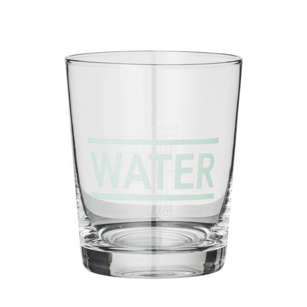 Water pohár