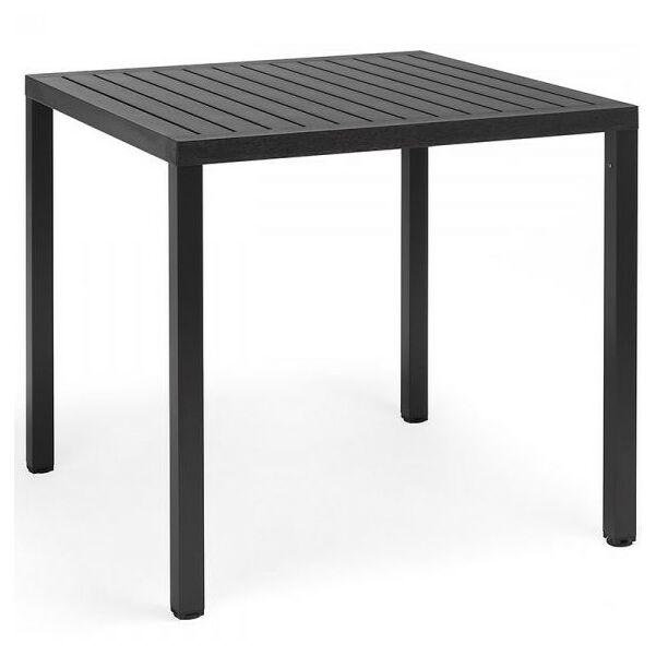 CUBE 80 asztal, antracit