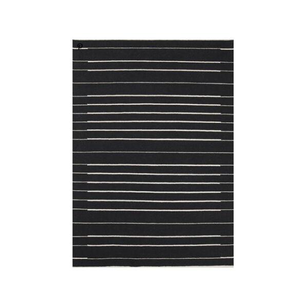 Piano szőnyeg, fekete, 170x240 cm,KIFUTÓ