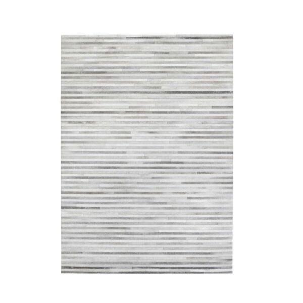 Channel szőnyeg, világos szürke, 170x240 cm