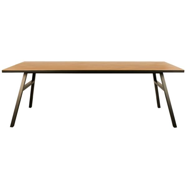 Seth étkezőasztal, tölgy, 220 cm