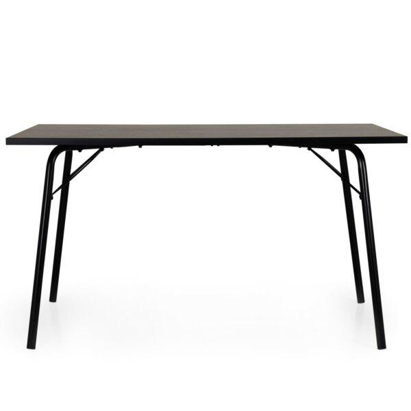 Daxx étkezőasztal, dió, 140 cm