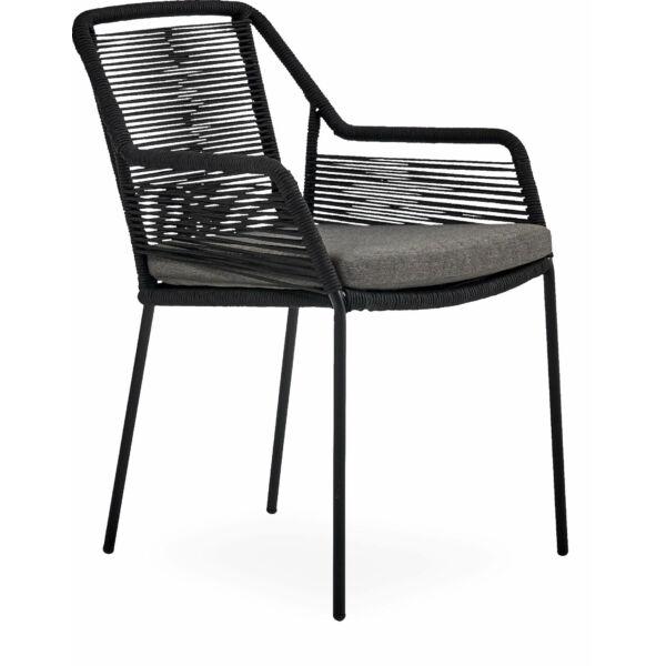 Elba kerti szék, ülőpárnával