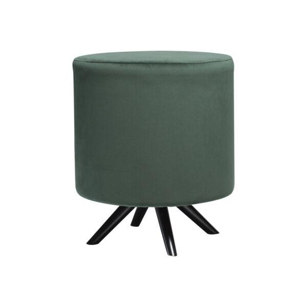 Blur ülőke, zöld bársony