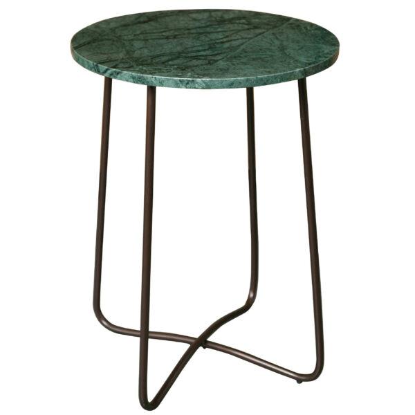 Emerald lerakóasztal, zöld márvány