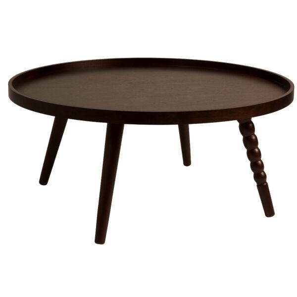 Arabica XL dohányzóasztal, dió