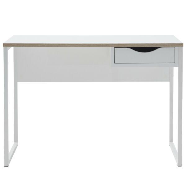 Tulino íróasztal, fehér