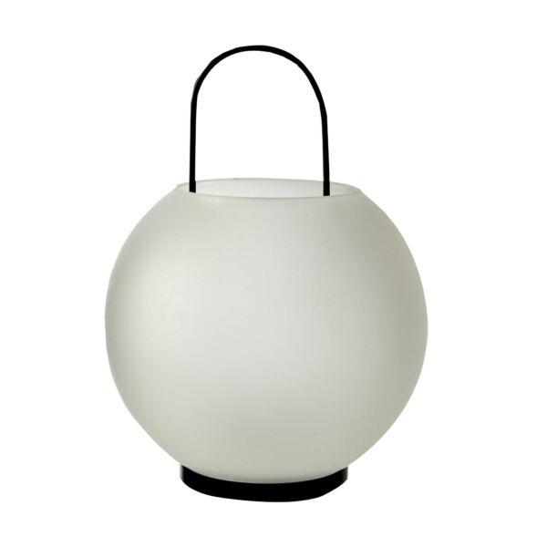 Balou lámpás, matt fehér, alacsony