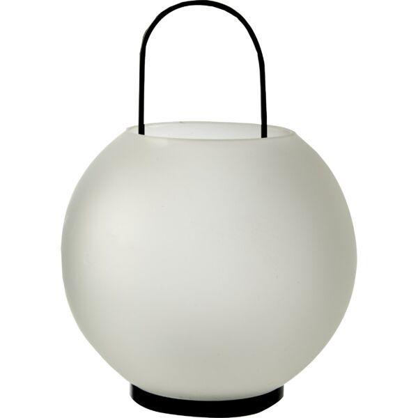 Balou lámpás, matt fehér, magas