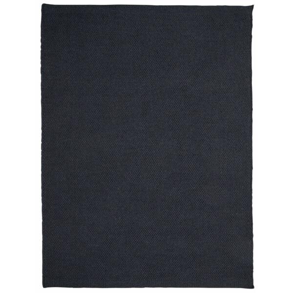 Quebec kilim szőnyeg, 170x240 cm, sötétkék