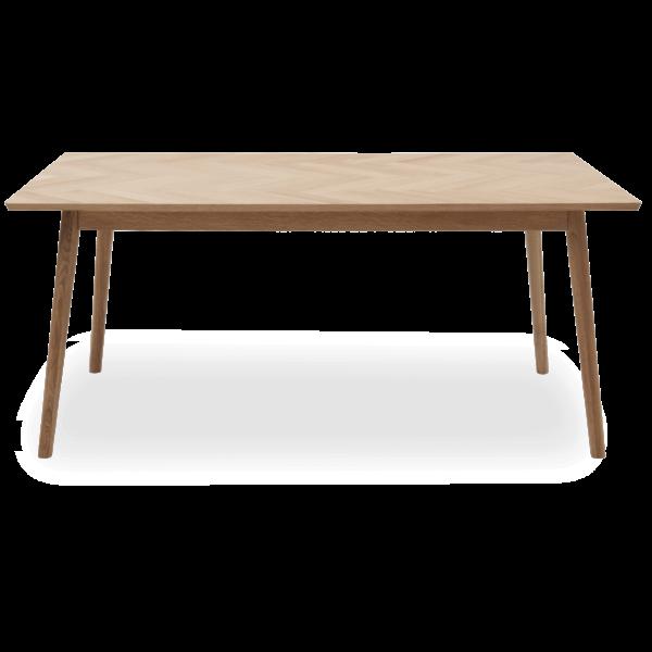 Richmond bővíthető étkezőasztal, olajozott tölgy, 160cm