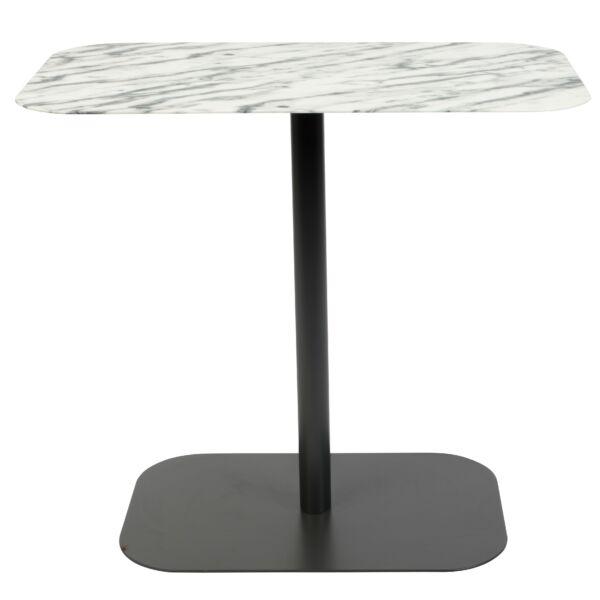 Snow lerakóasztal, márvány téglalap