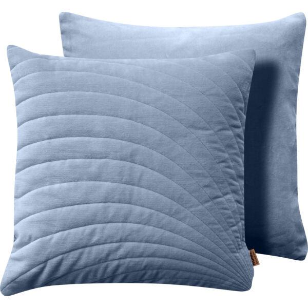 Frederika párna, 45x45 cm, kék