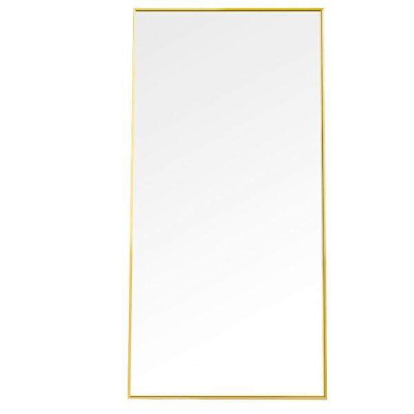 Stil Gold tükör, aranyozott keret