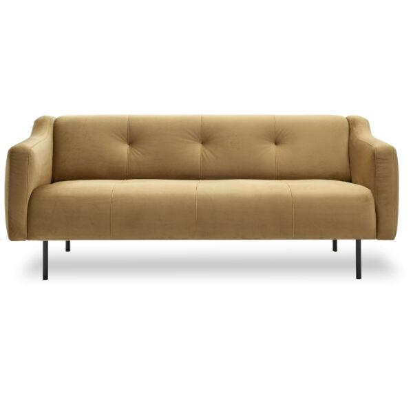 Rimini 2,5 személyes kanapé, sötétbarna