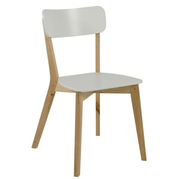 Raven design szék, fehér