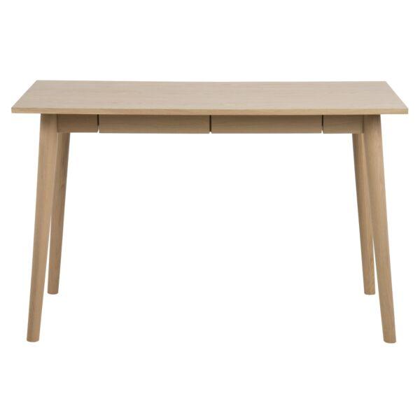 Marte íróasztal,fehérített tölgy
