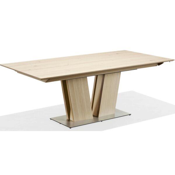 Skovby SM39 bővíthető étkezőasztal, wenge furnér