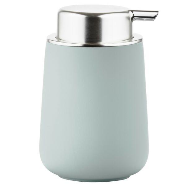 Nova szappanadagoló, menta porcelán