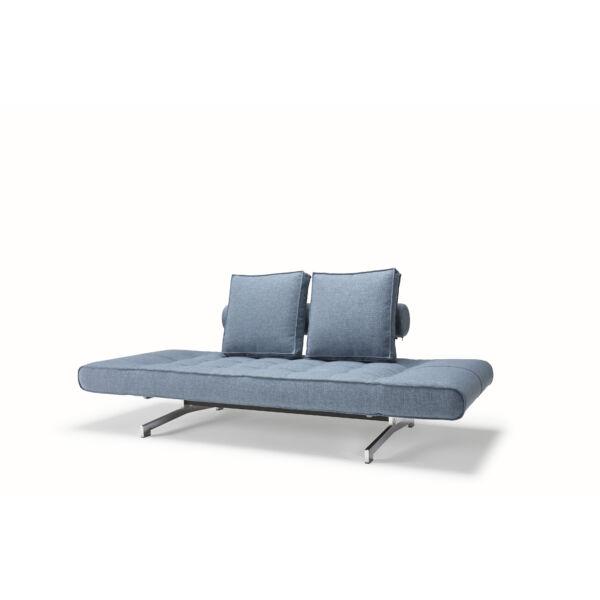 Ghia ágyazható kanapé, világoskék szövet