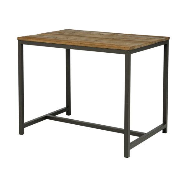 Vintage bárasztal, rusztikus fa