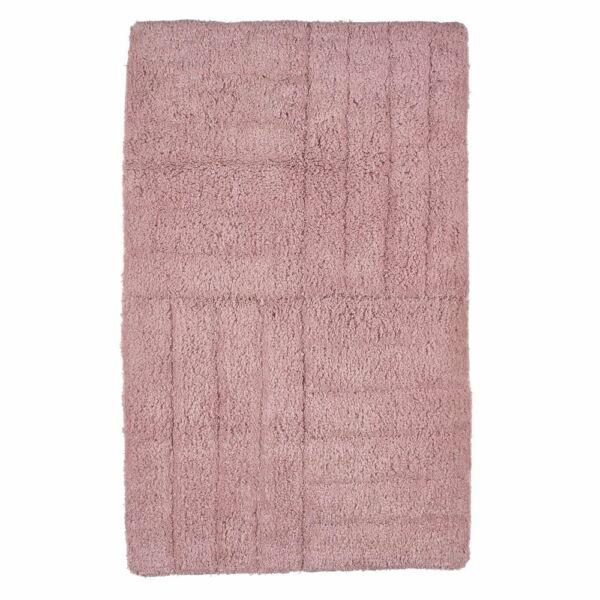Fürdőszobai szőnyeg, Rózsaszín