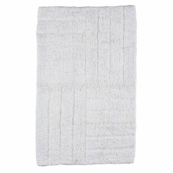Fürdőszobai szőnyeg, fehér