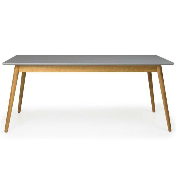 Dot étkezőasztal, szürke,180 cm