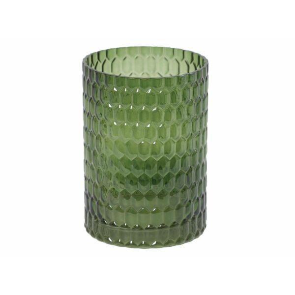 Gine üvegpohár, Sötétzöld üveg