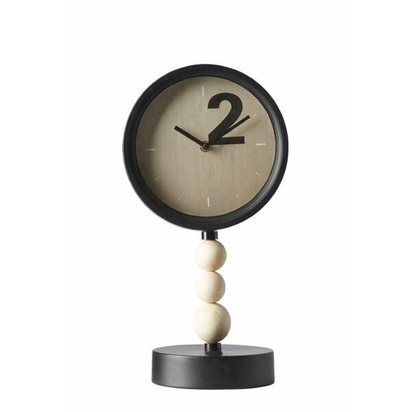 Zeno asztali óra fekete