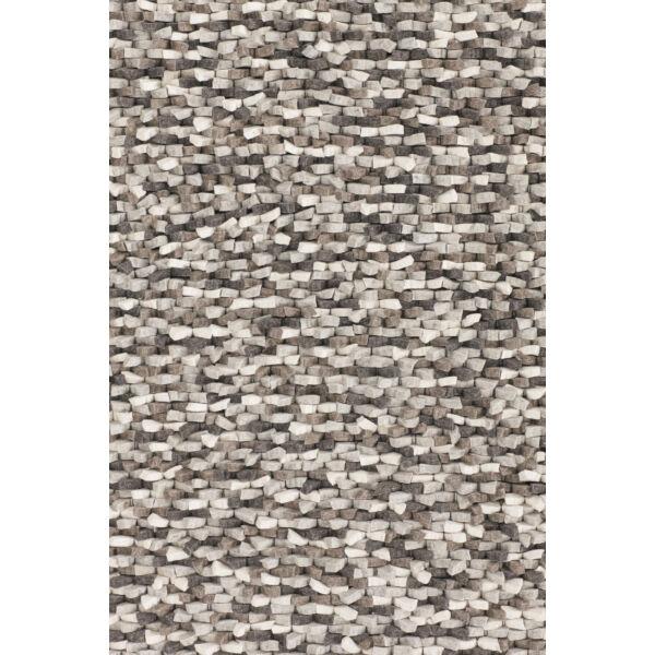 Crush szőnyeg szürke, 170x240cm