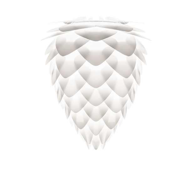 Conia mini lámpabúra, fehér