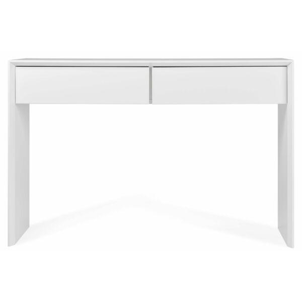Profil konzolasztal, Fehér