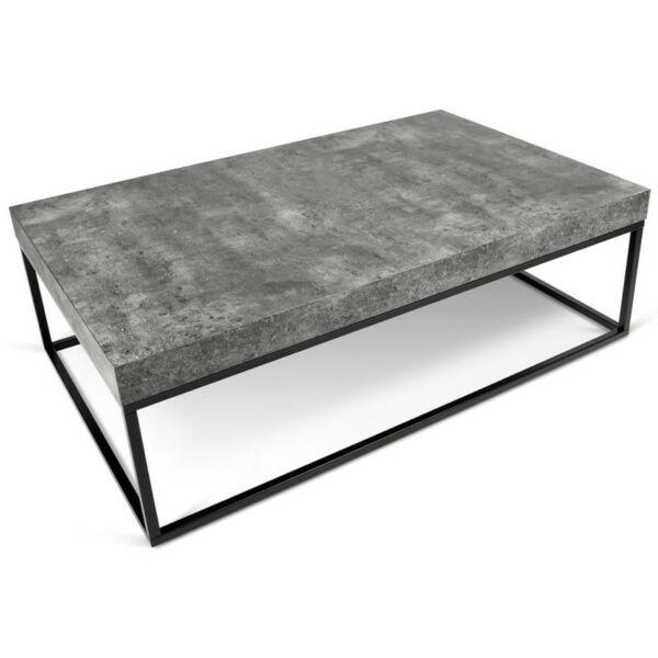 Petra dohányzóasztal, 120 beton