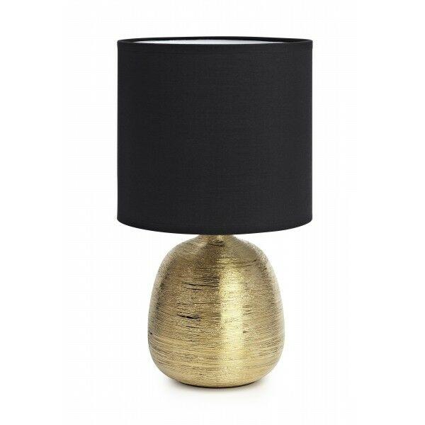 Oscar asztali lámpa, fekete