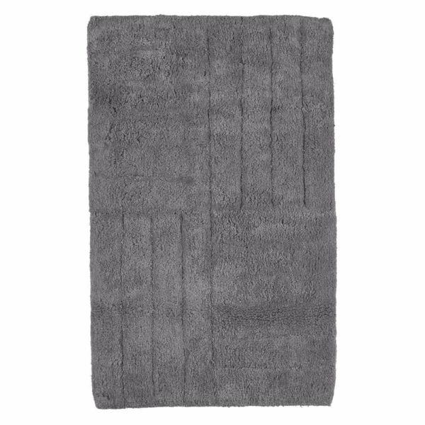 Fürdőszobai szőnyeg, szürke