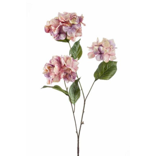 Művirág Hortenzia, világos lila