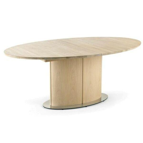 Skovby SM73 bővíthető étkezőasztal, tölgy furnér