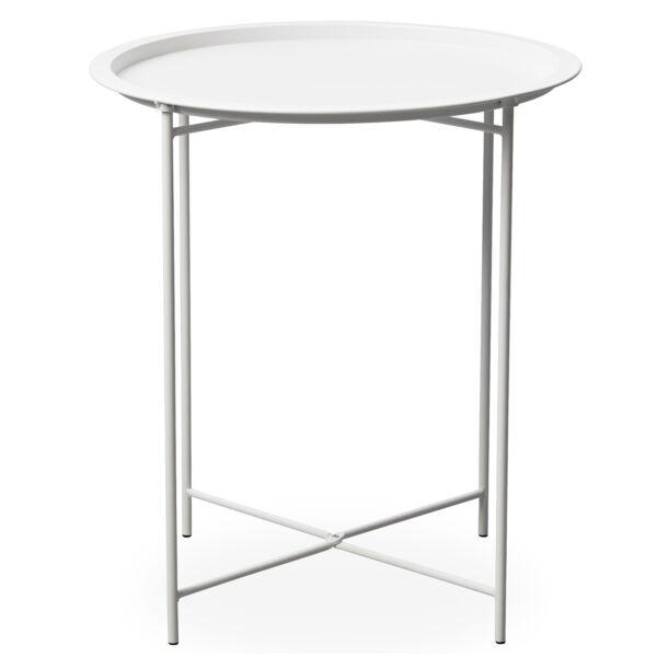 Nice lámpaasztal, fehér