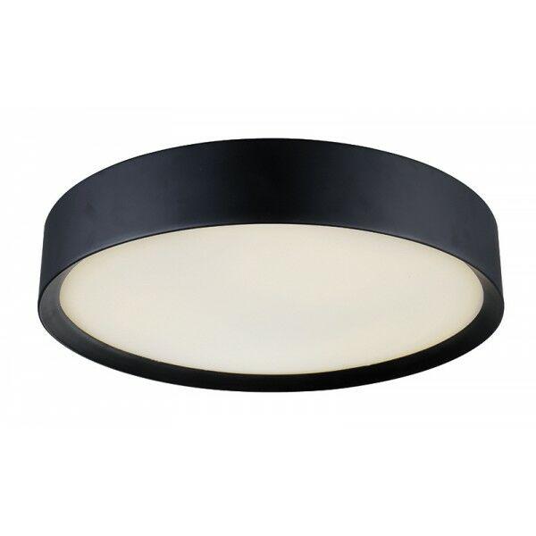 VIOKEF Alessio mennyezeti lámpa, fekete fém