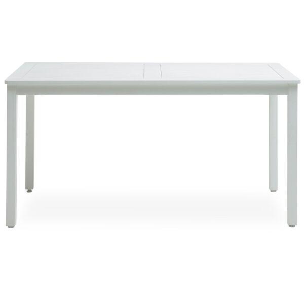 Softcross kerti asztal, fehér