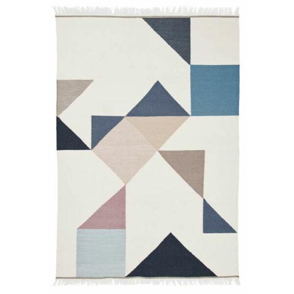 Memo szőnyeg kék, 140x200cm