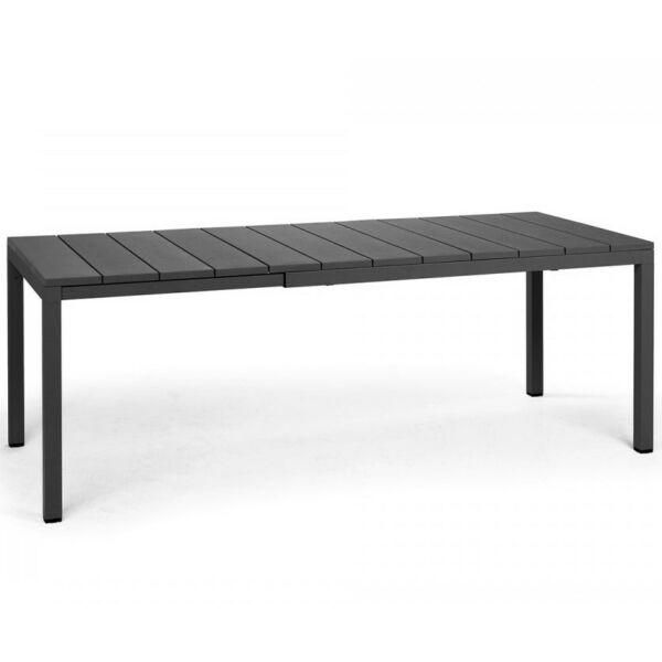RIO kerti asztal bővíthető 140 cm
