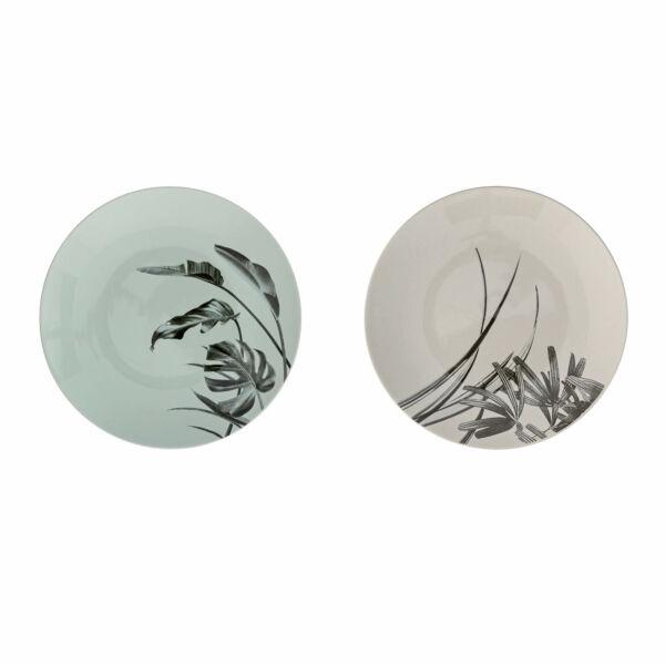 Sooji tányér, 2-es szett, multicolor