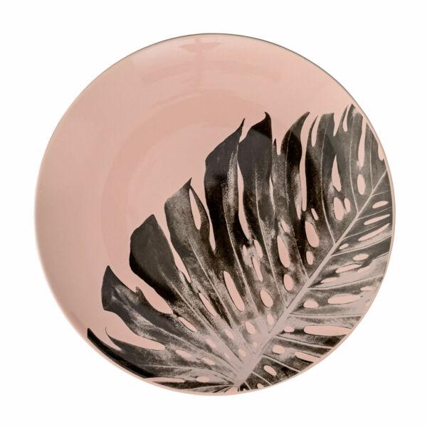 Sooji tányér, rózsaszín