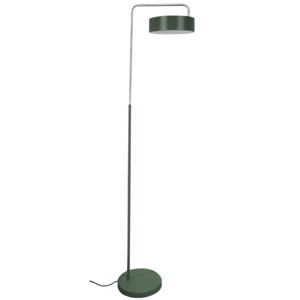 Curve állólámpa, zöld