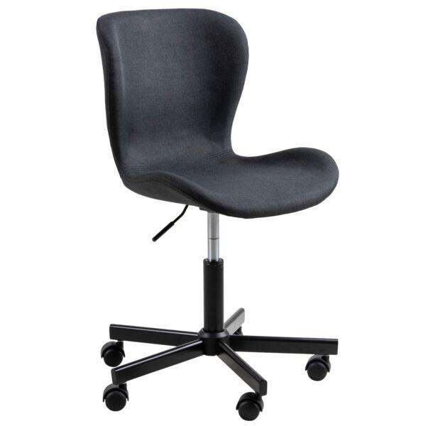 Batilda irodai design szék, antracit szövet