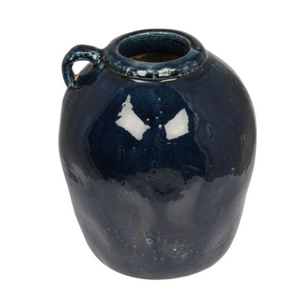 Creek Island váza, sötétkék