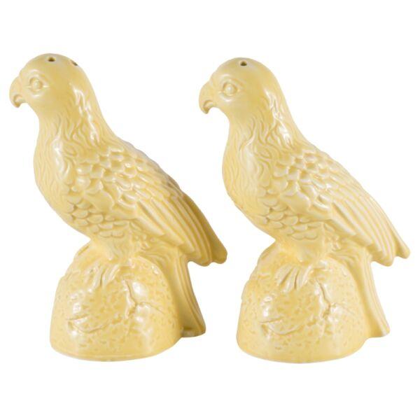 Macaw só-és borsszóró szett, sárga