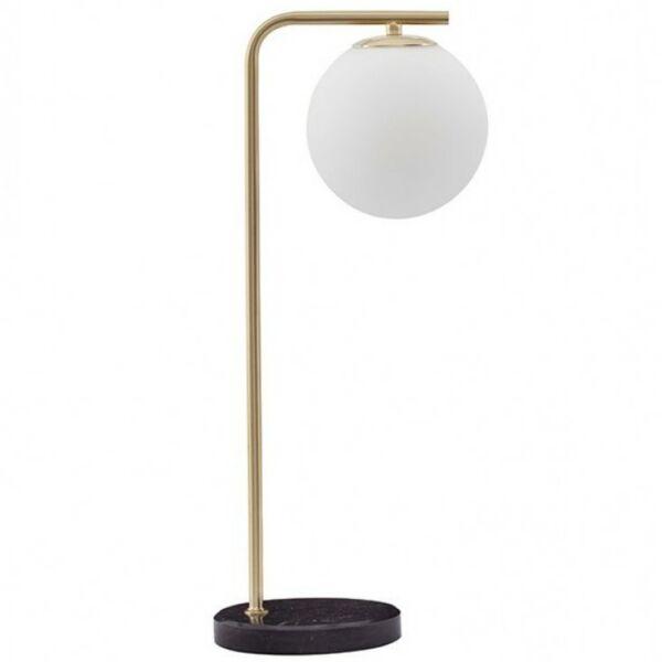 Nova Luce Alvarez asztali lámpa, arany